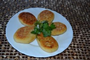 Картопляні зрази